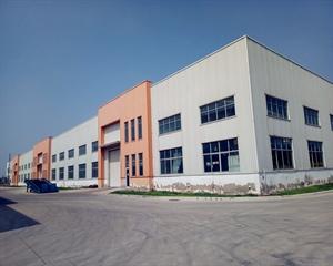 达森(天津)材料科技有限公司厂区