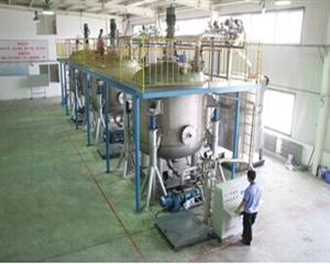 远程监控的环氧树脂自动化生产线